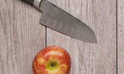 Keep a cut apple fresh in your lunchbox