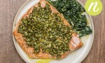 Lemon Herbed Sockeye Salmon