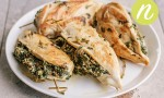 Spinach Feta Stuffed Chicken Breast