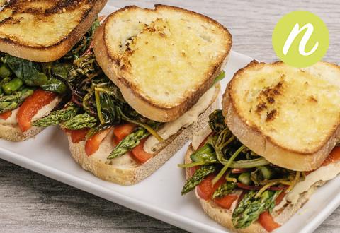 Earth Day Sandwich