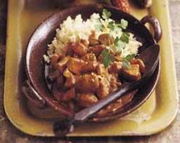 African Peanut Butter Stew
