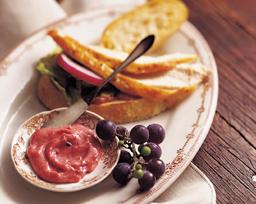 Cranberry Horseradish Mayonnaise