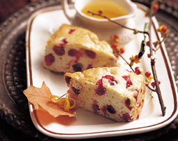 Liz's Cranberry Cake