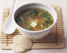 Nurturing Instant Miso Soup