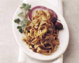 Pumpkin Seed Pesto and Pasta
