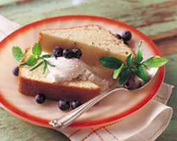 Rosemary and Lemon Pound Cake