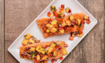 Cajun Salmon with Mango Salsa