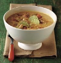 Sengalese Peanut Soup