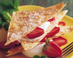 Strawberry Mascarpone Napoleons
