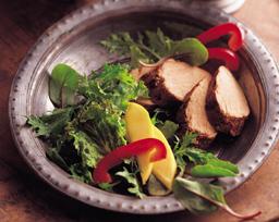Tandoori Tropical Salad