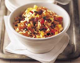 Wheat Berry and Orzo Salad