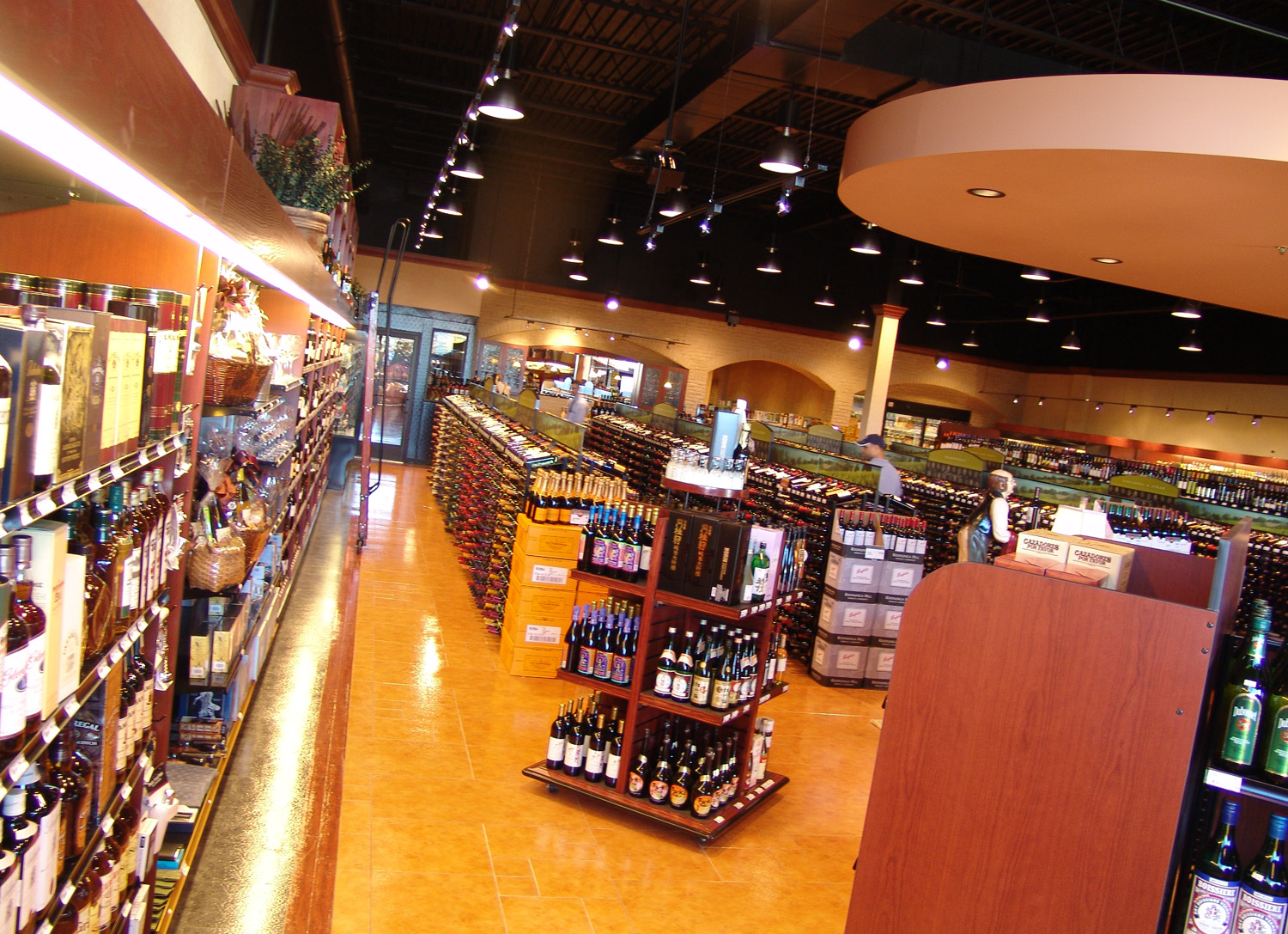 <p>Lunds Wine Market and Byerly's Wines &amp; Spirits shops feature an impressive array of wines, liquors and beers from around the world.</p>