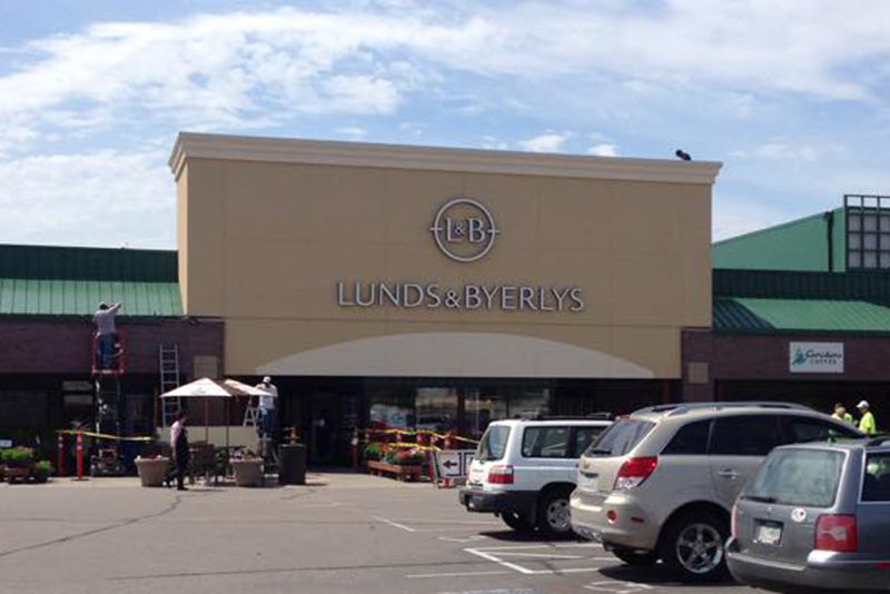 Lunds Byerlys St Cloud