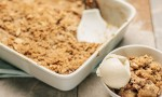 Apple-Almond Crisp
