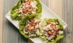BLT Chipotle Chicken Salad