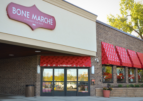 <p>Bone Marché carries quality supplies, products and foods for dogs, cats, rabbits, fish and birds. Top pet brand names line the shelves, giving pet owners quality assurance and peace of mind that the special members of their family are cared for.</p>