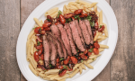 Pepper & Herb Crusted Sirloin