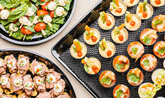 Catering services & delivery