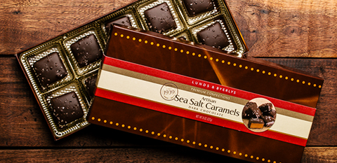 Lunds & Byerlys chocolates
