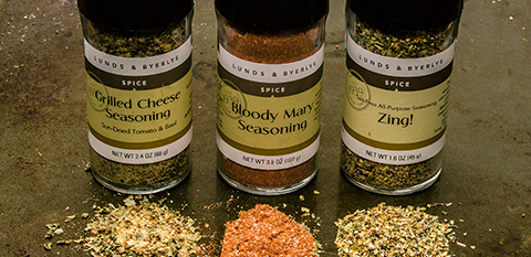 Lunds & Byerlys spices
