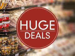 This week's huge deals
