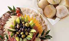 Party Platters for pick-up
