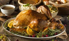 HOLIDAY DINNERS REHEATING INSTRUCTIONS