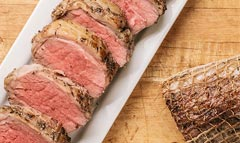 Manhattan Strip Roast