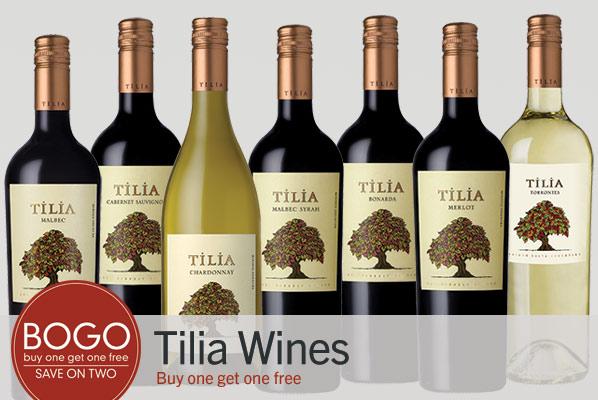 BOGO: Tilia Wines