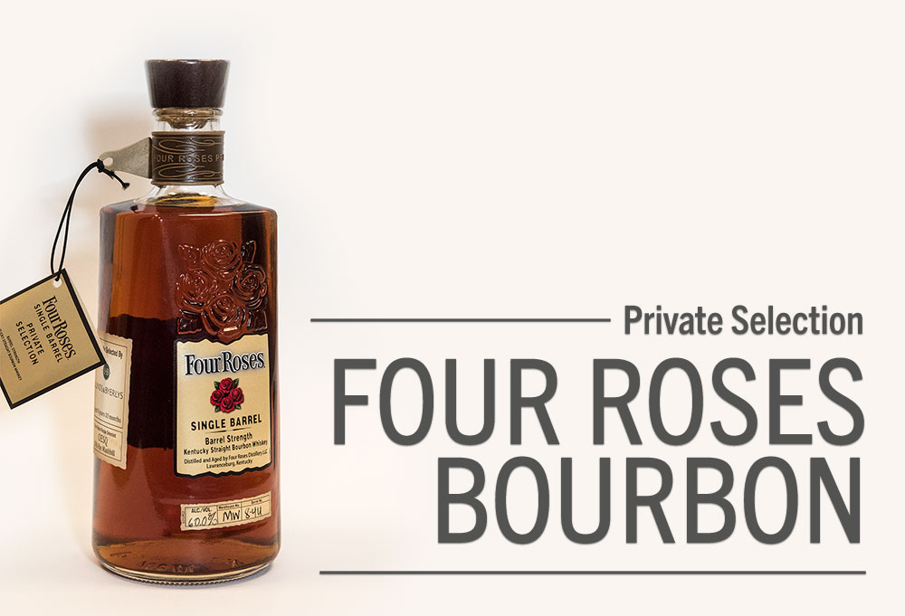 Four Roses Single Barrel Private Selection Bourbon