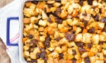 Chorizo Sweet Potato and Apple Stuffing