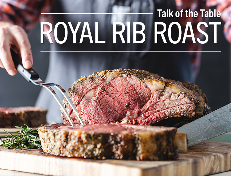 Royal Rib Roast