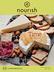 Nourish magazine cover for June 2016