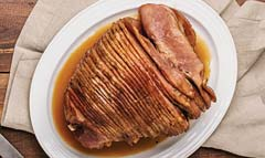 Honey Glazed Hams