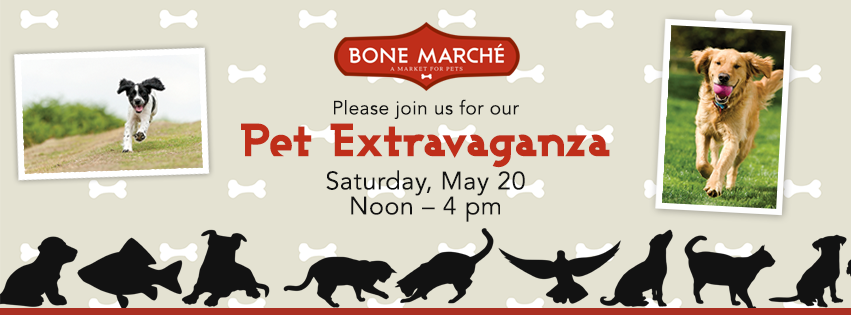 Please join us for our Pet Extravaganza!