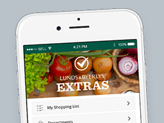 Lunds & Byerlys Extras