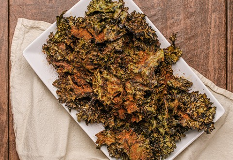 Northern Lights Kale Crisps
