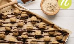 Coconut Almond Maca Cookies