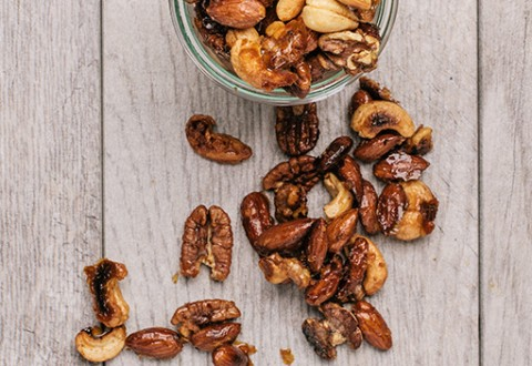 Red Chili Nut Mix