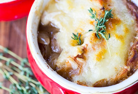 Lunds Byerlys Slow Cooker French Onion Soup