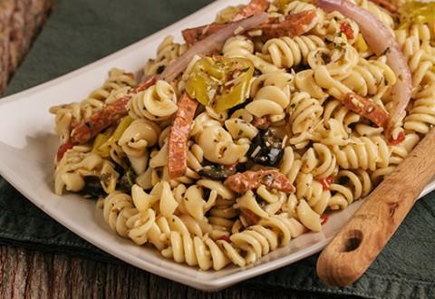 Italian Chicken and Pasta