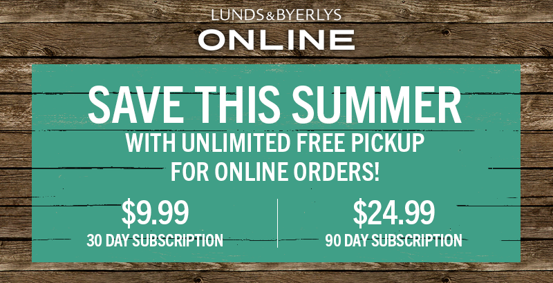 30-Day and 90-Day Subscriptions Available!