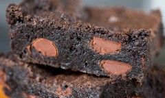 Dark Chocolate Brown Butter Brownies