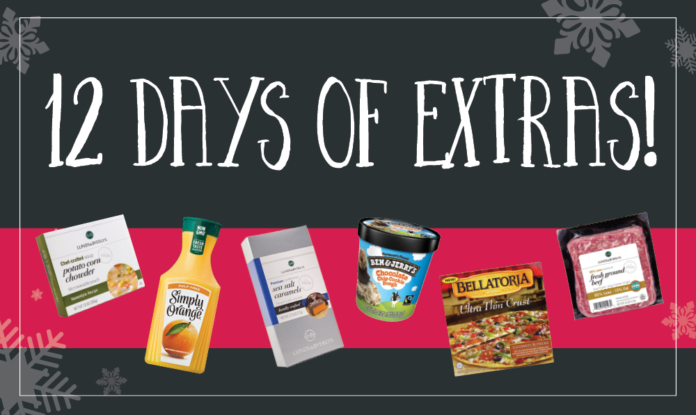 12 days of Extras