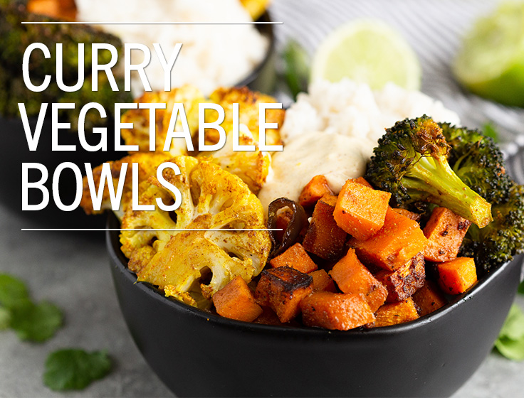 Curry Vegetable Bowl