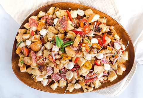 Italian Panzanella