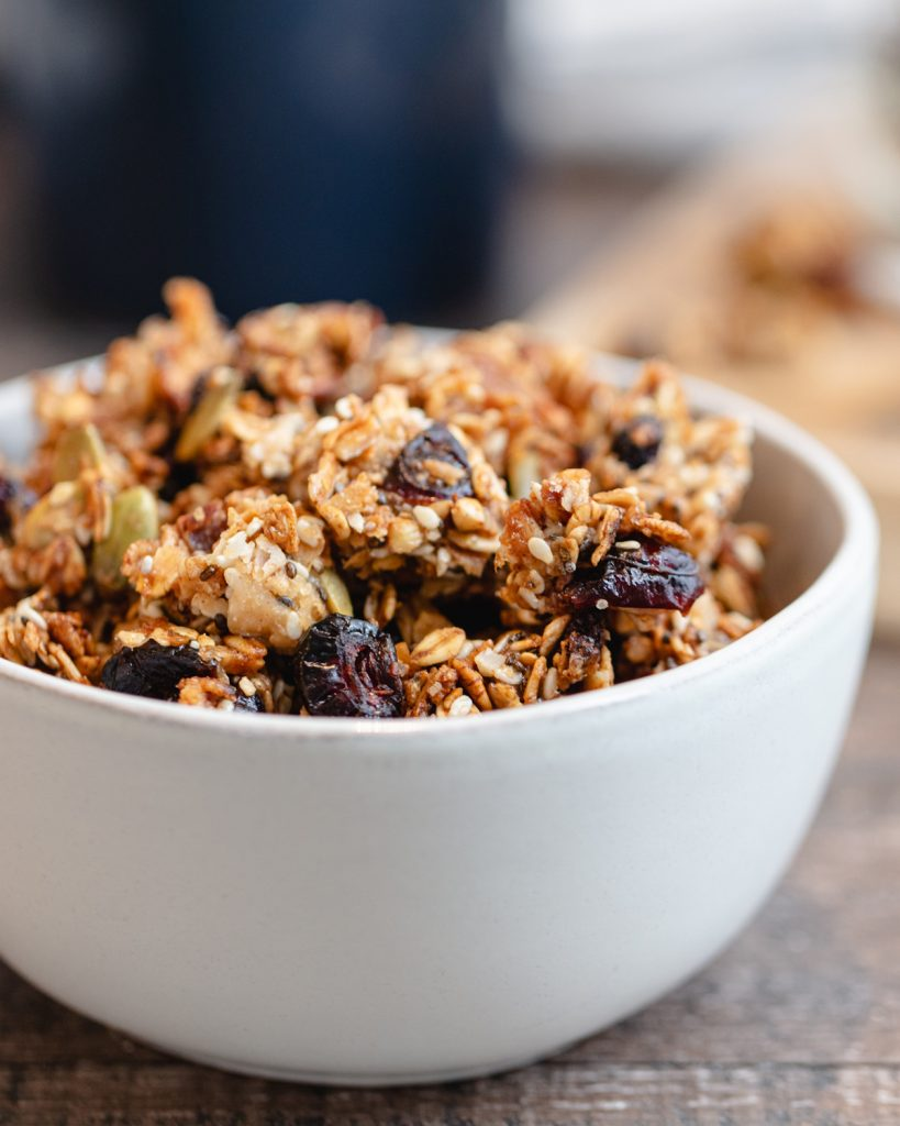 Hikers' Chunky Granola Snack