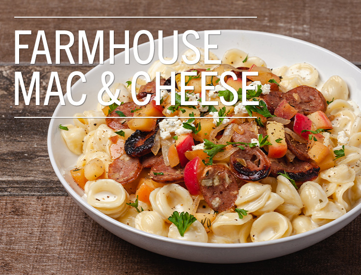 Farmhouse Mac & Cheese