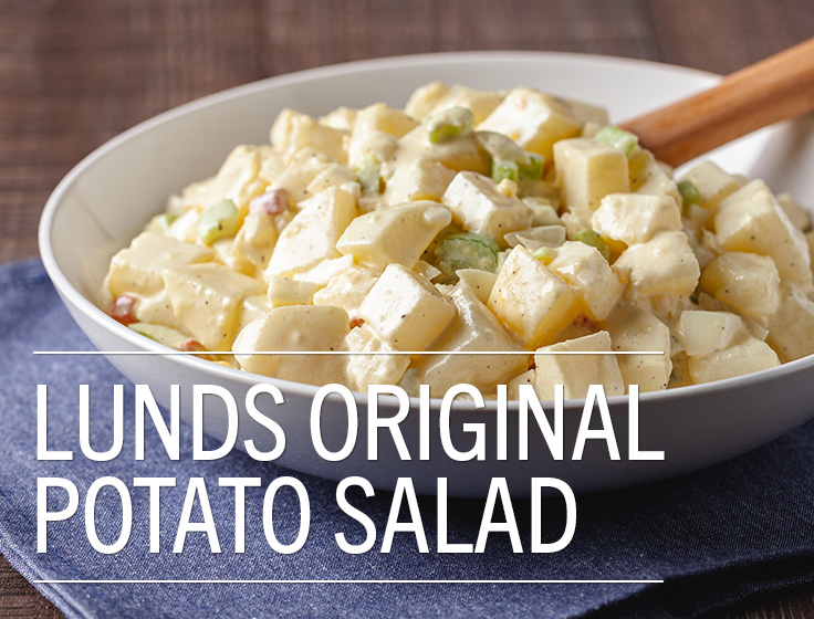 Lunds Original Potato Salad