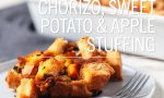 Chorizo Sweet Potato & Apple Stuffing